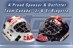 ringette helmets and cages