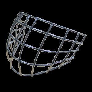 heaton csa goalie cage chromed steel