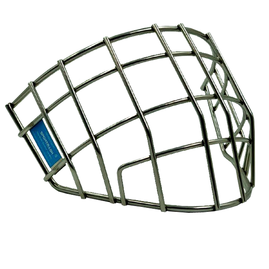 sportmask certified long goalie cage